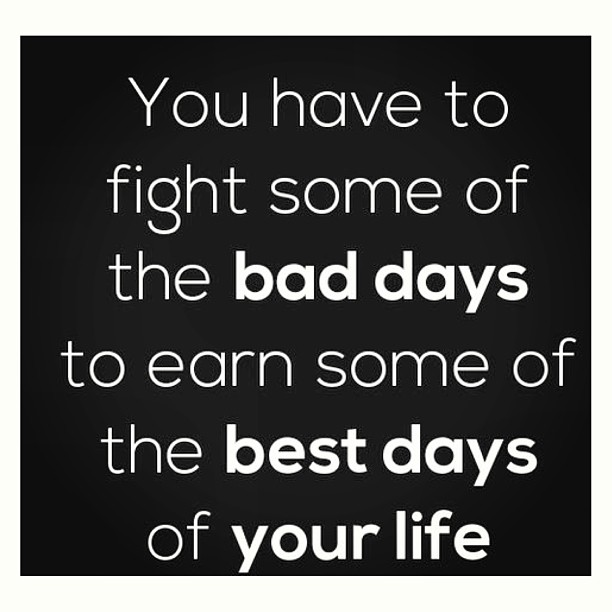 Inspirational Day Quotes: Inspirational Quotes For Rough Days. QuotesGram