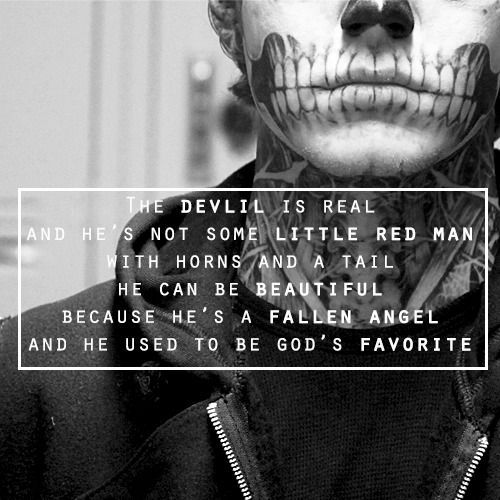 Angel Vs Devil Quotes. QuotesGram