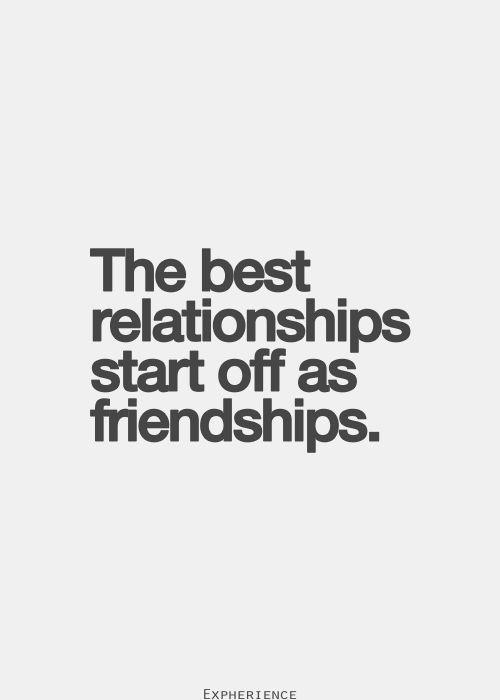 helping relationship vs friendship