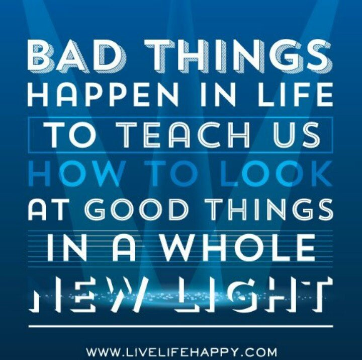 Bad Things Happen Quotes: Bad Things Happen Quotes. QuotesGram
