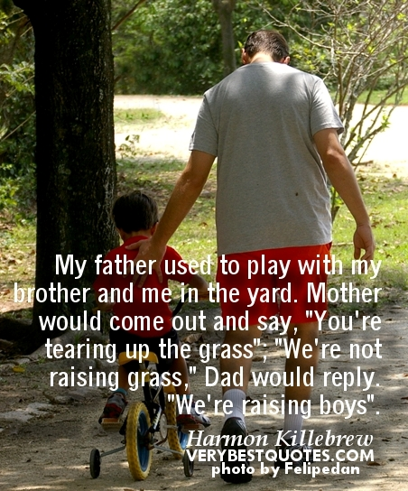 being a great dad quotes quotesgram