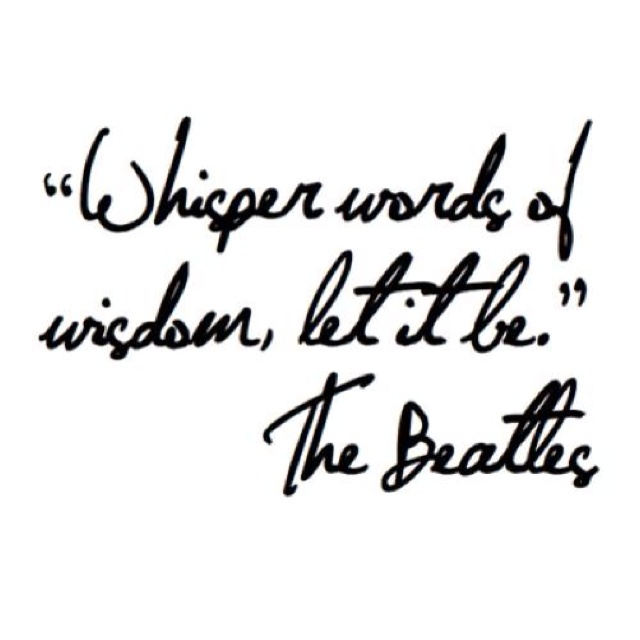 Best Quotes From The Beatles: Best Beatles Quotes. QuotesGram