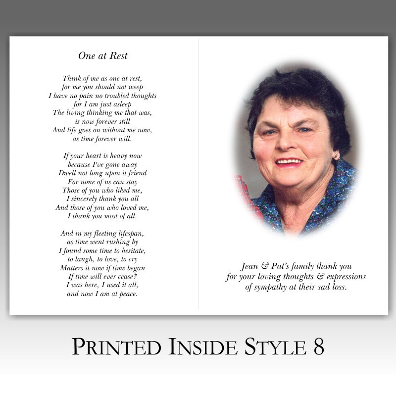 1702357961-Printed-Insert-8-Memorial-Thank-You-Card-350 How To Make A Funeral Memorial Card