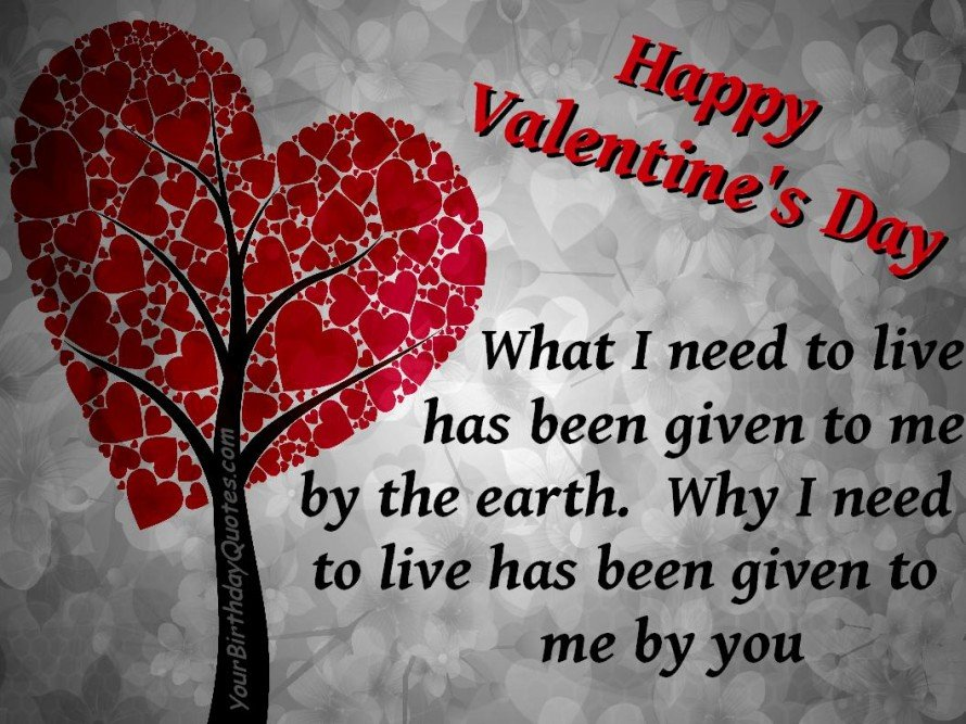 Valentine S Day Quotes Quotesgram