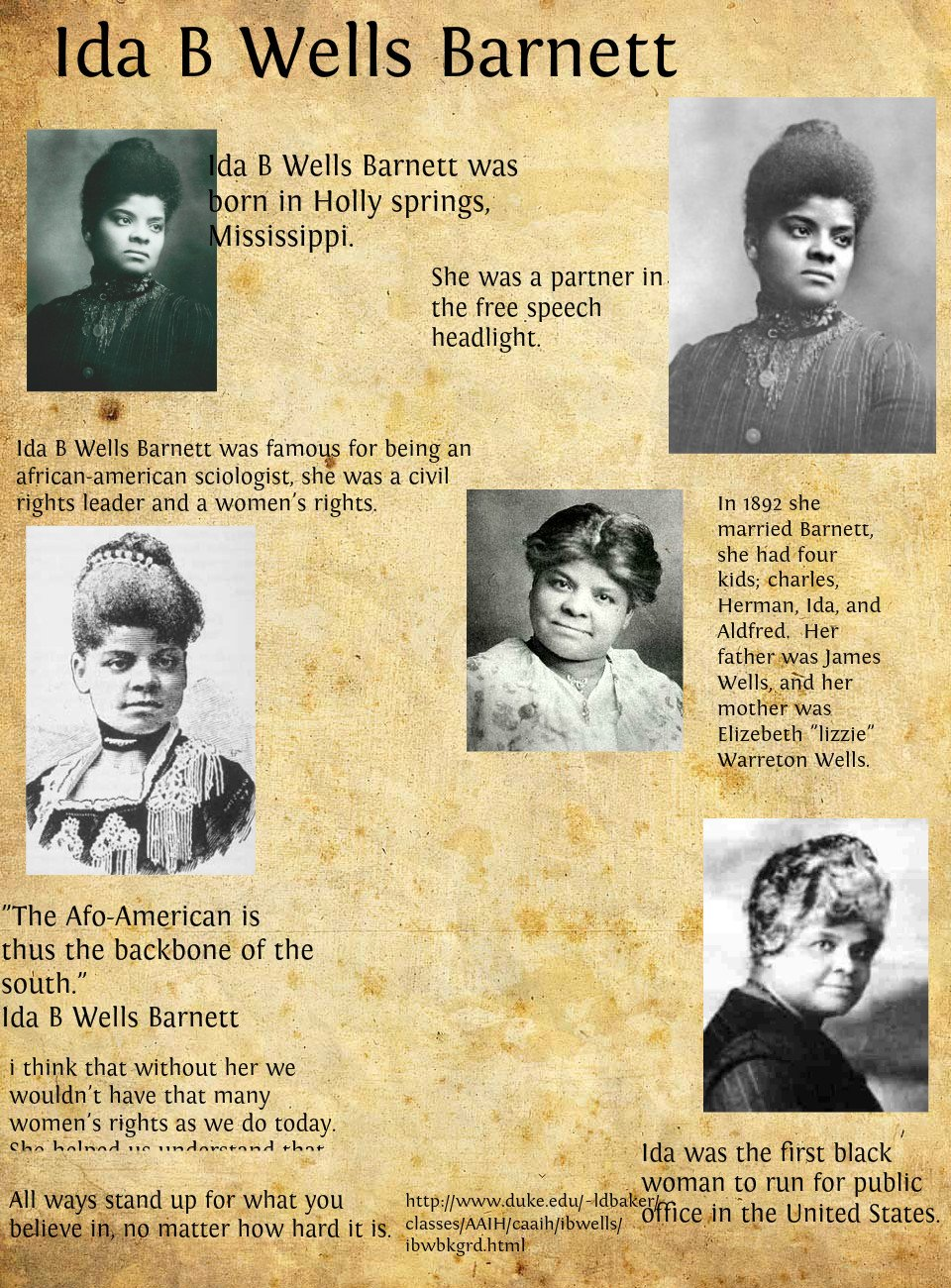 essays on ida b wells barnett