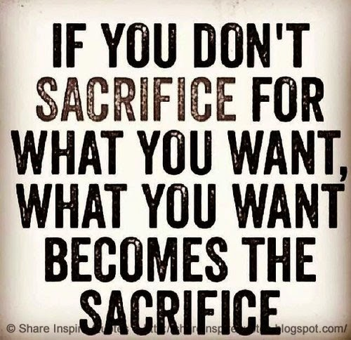 Inspirational Quotes On Pinterest: Sacrifice Life Quotes. QuotesGram