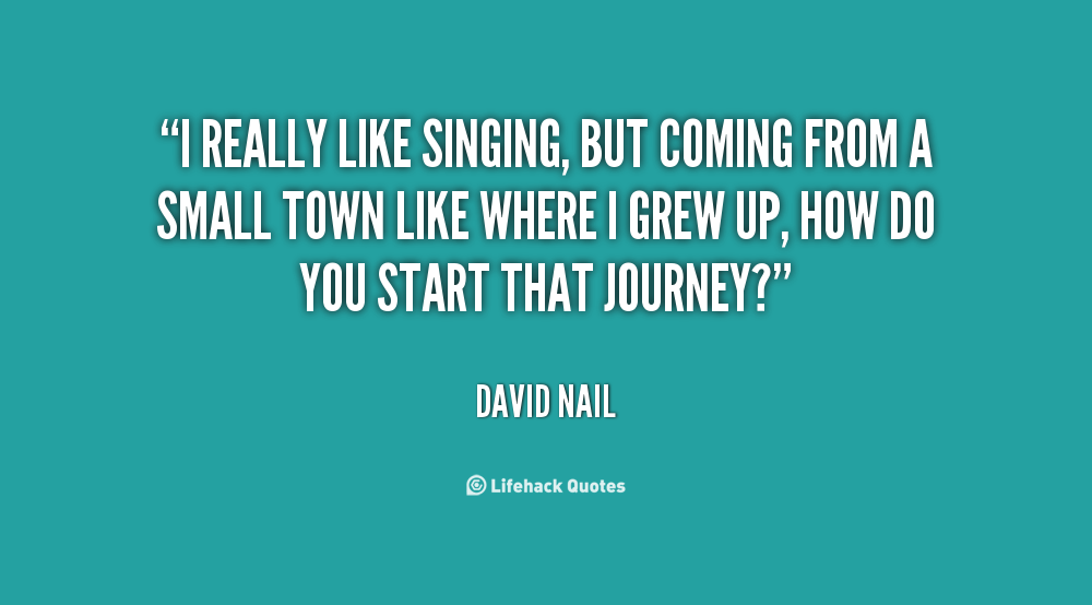 Quotes About Singing Quotesgram