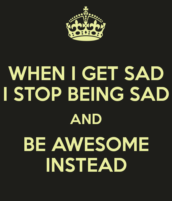 Stop Being Miserable Quotes. QuotesGram