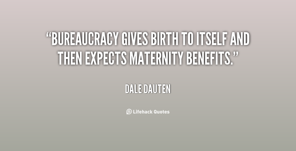 Bureaucracy Quotes. QuotesGram