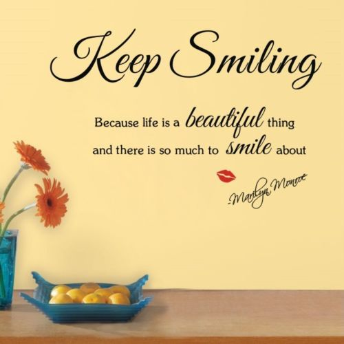 Keep Smiling Quotes: Beautiful Keep Smiling Quotes. QuotesGram