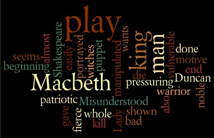 The Role Of Blood In Macbeth Essay