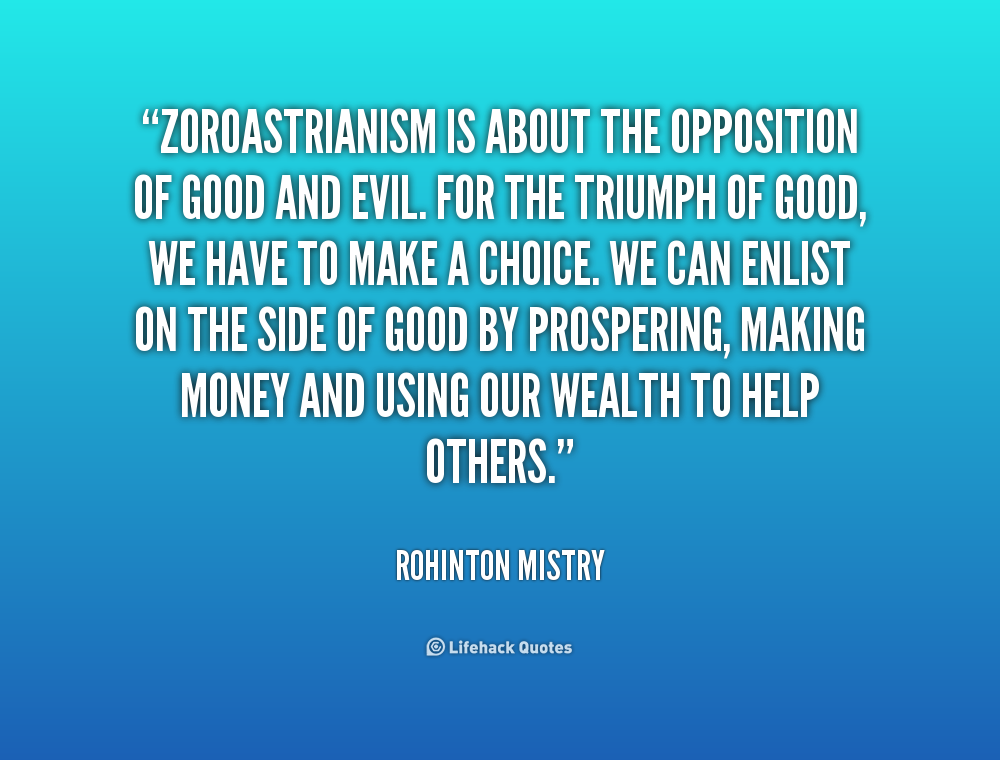 Zoroaster Quotes Oppose Quotes. QuotesG...