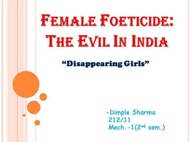 The Problems and Status of Women in Hindu Society