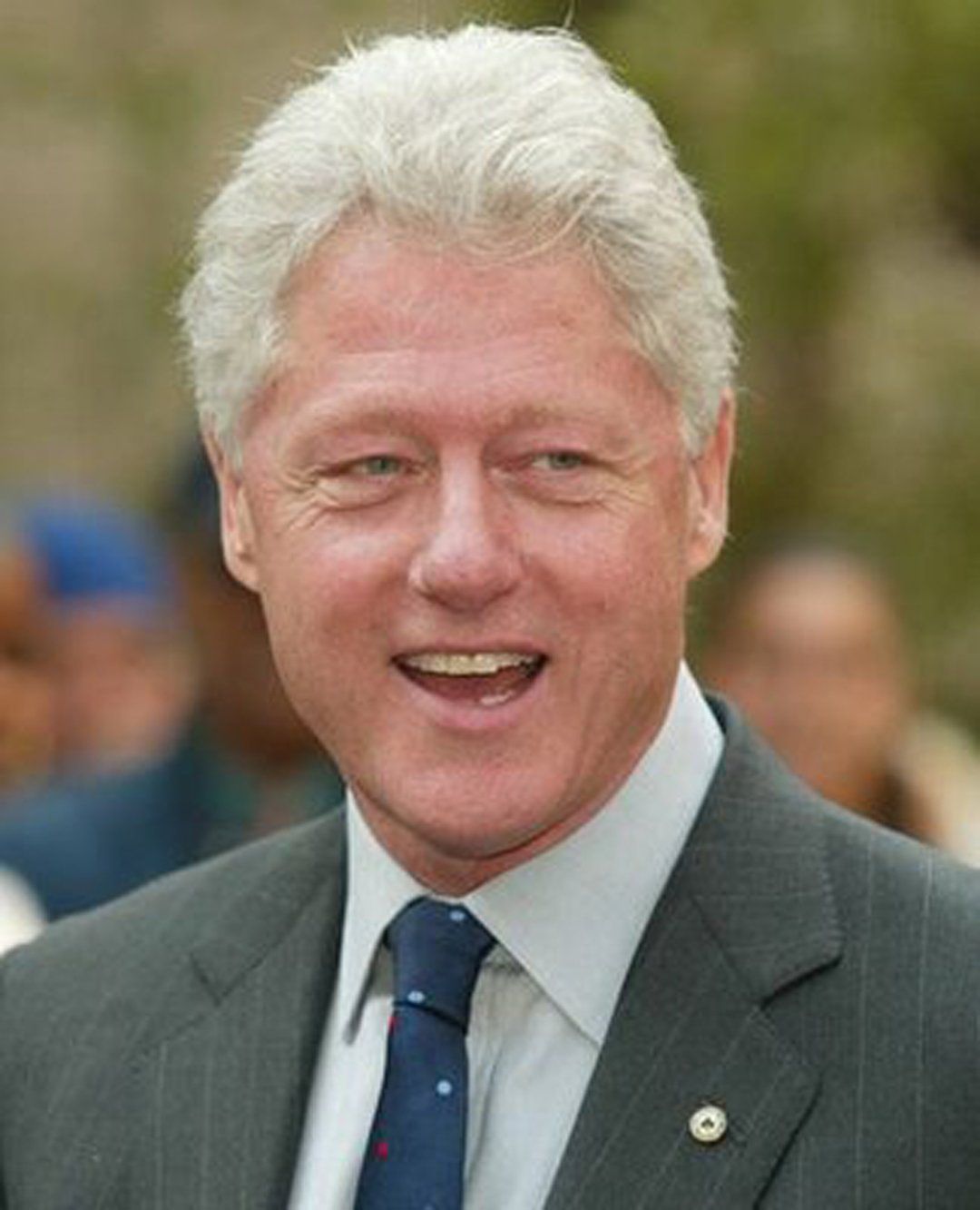 bill clinton leadership essay A transformational leader is defined as a process that changes and transforms  people by appealing to their followers' values and create a.