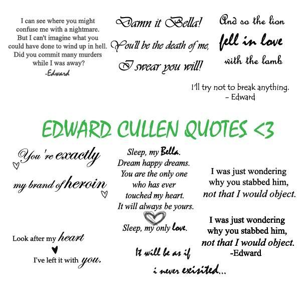 Quotes About Anger And Rage: Twilight Quotes Edward Cullen. QuotesGram