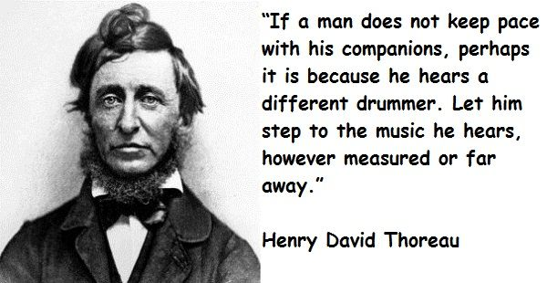 the relationship between man and government in the essay civil disobedience by henry david thoreau Life of henry david thoreau and no thoreau was christened david henry on october jail in his famous essay, resistance to civil government.