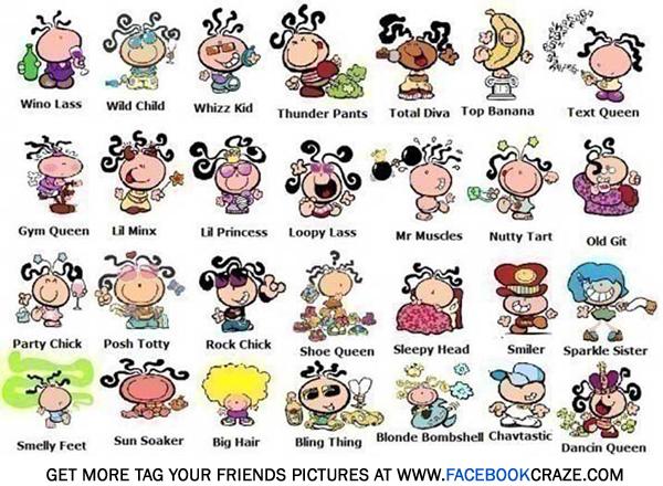Cartoon Name: Facebook Quotes With Cartoon Character. QuotesGram