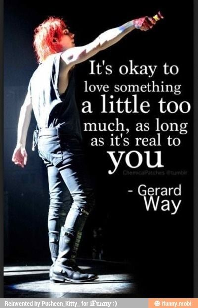 Gerard Way Quotes About Depression. QuotesGram