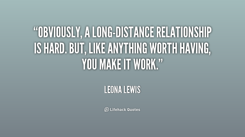 On And Off Relationship Quotes Quotesgram: Famous Quotes For Long Distance. QuotesGram