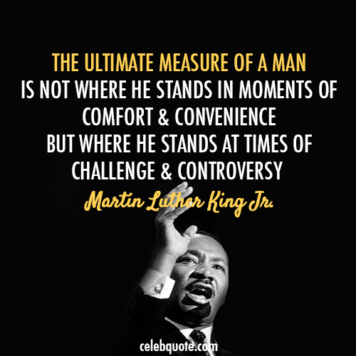 Martin Luther King Quotes Inspirational Motivation: Quotes About Success And Challenges. QuotesGram