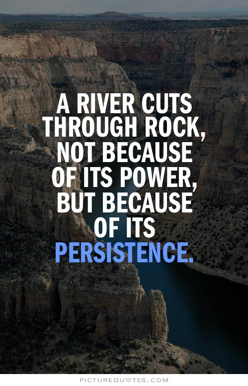 Persistence Motivational Quotes: Perseverance Quotes. QuotesGram