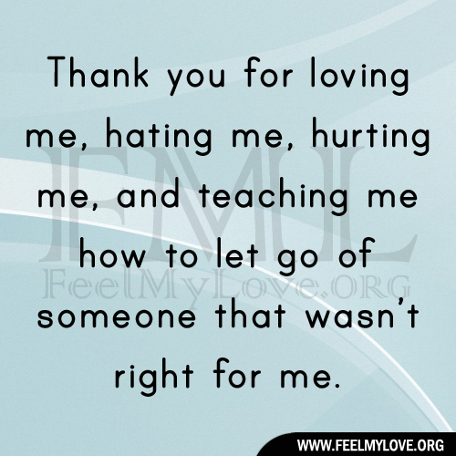 Thank You For Loving Me Quotes: Thanks For Hurting Me Quotes. QuotesGram