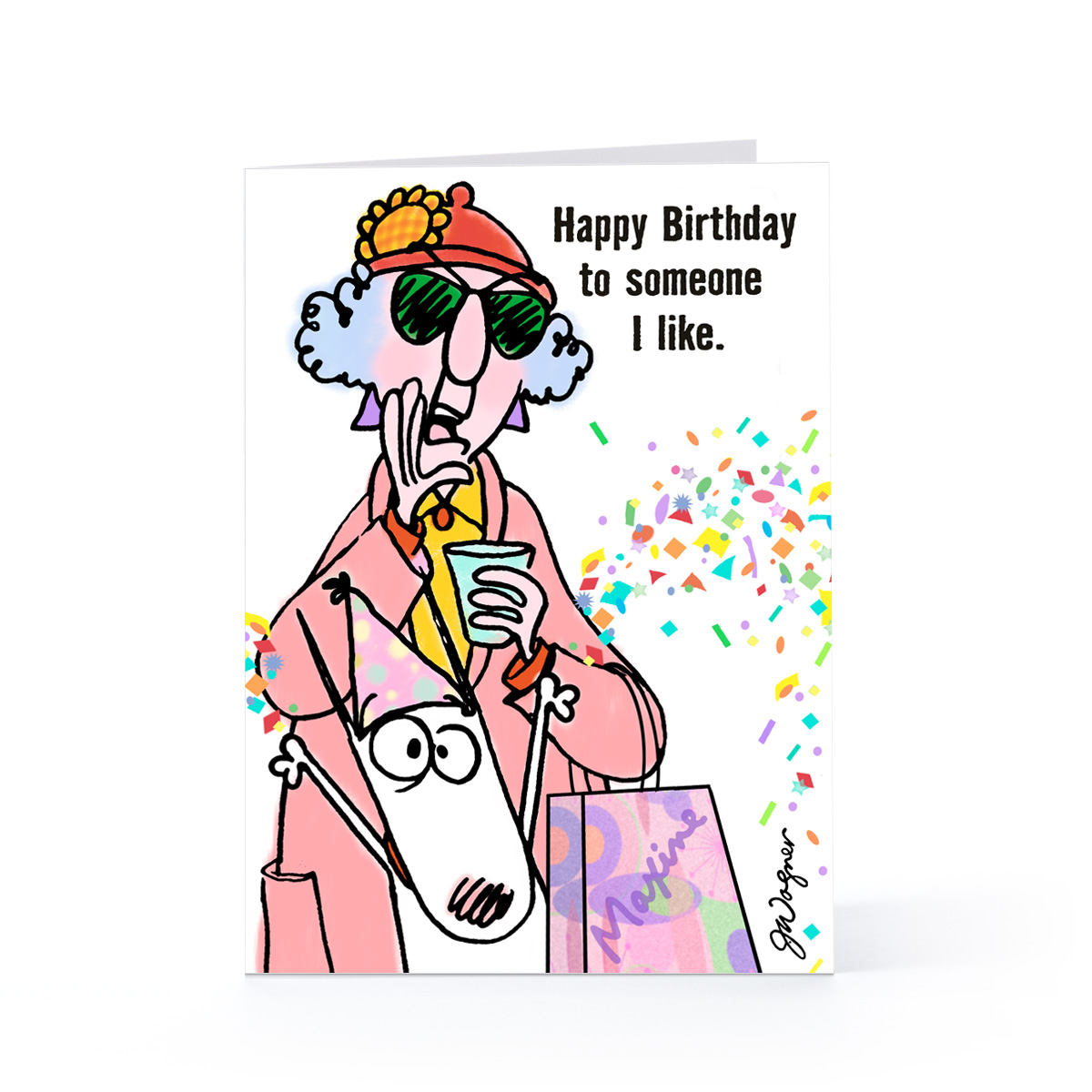 Maxine Birthday Quotes. QuotesGram
