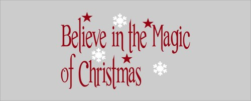 Believe Quotes About Christmas Quotesgram