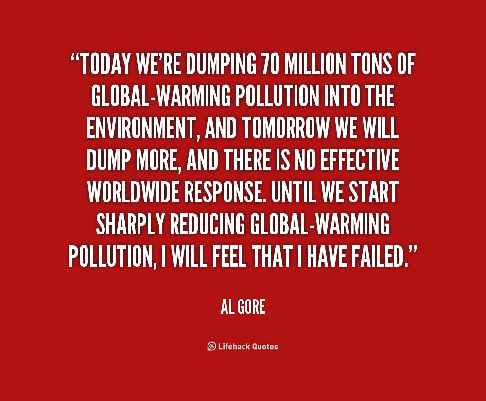 David Suzuki Global Warming