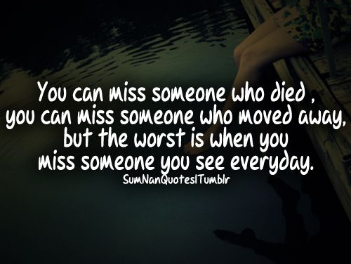 Missing Someone Who Died Quotes. QuotesGram