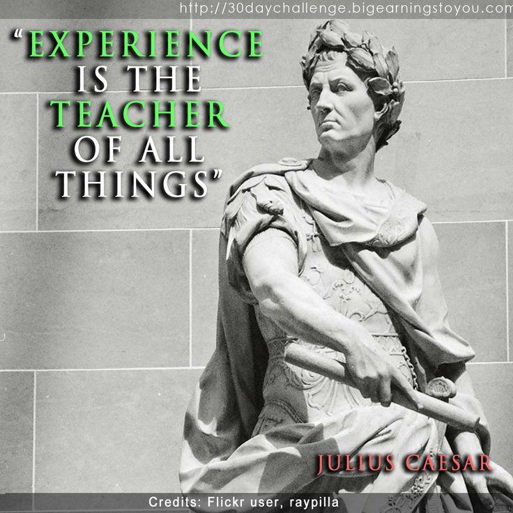 Comparison of Julius Caesar and Abraham Lincoln