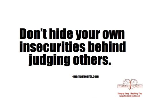 Insecurity Quotes. QuotesGram
