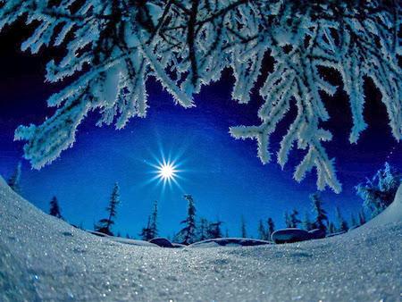 Cold winter night part 2 - 5 1