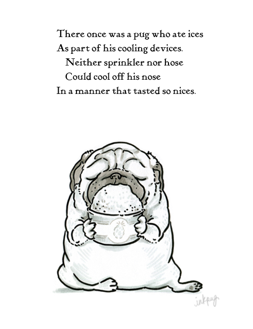 pug poems pug quotes and poems quotesgram 2718