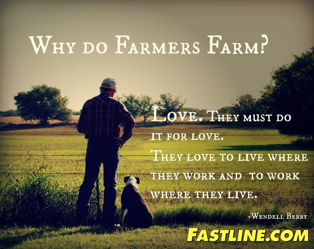 Do And Frases: Farm Life Quotes And Sayings. QuotesGram