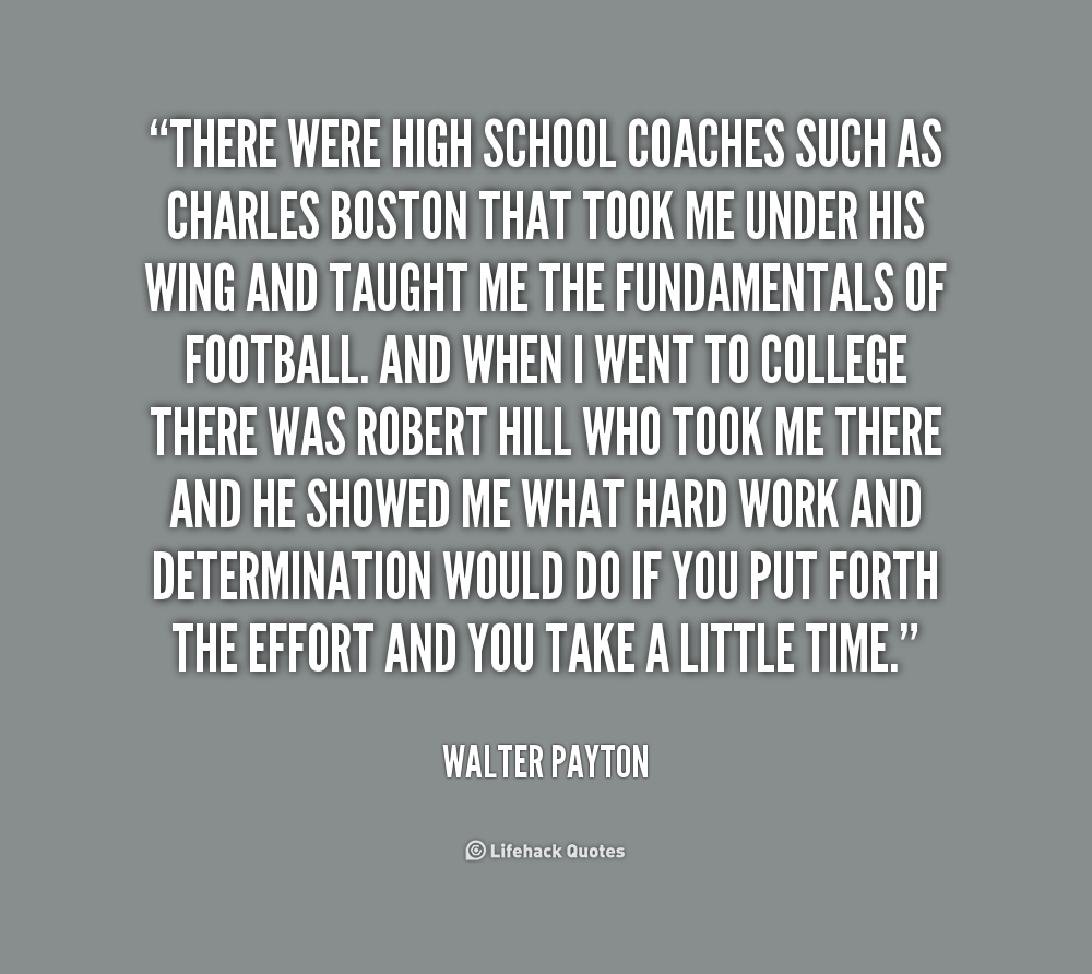 Senior Year High School Football Quotes. QuotesGram