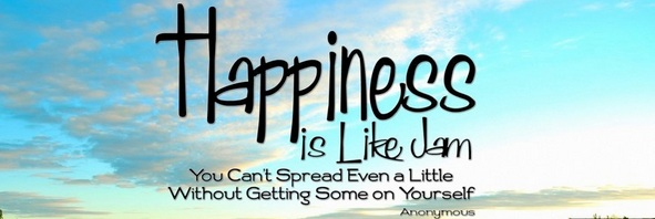 Quotes About Happiness For Facebook Quotesgram