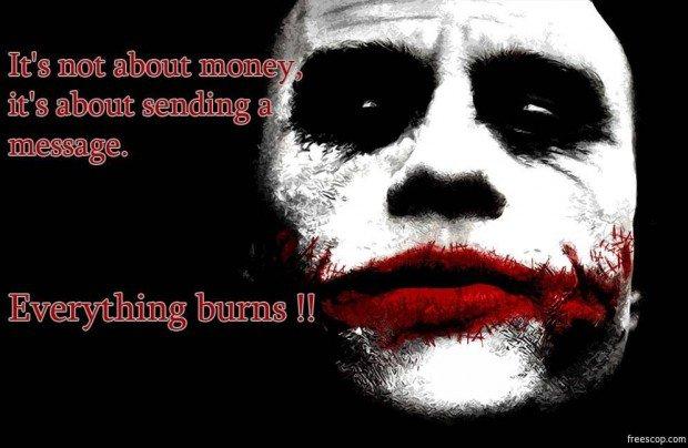 Joker Quotes: Joker Love Quotes. QuotesGram