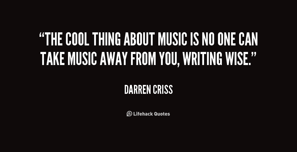 Cool Music Quotes Sayings. QuotesGram