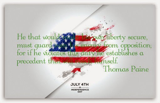 Independence Day Quotes And Sayings. QuotesGram