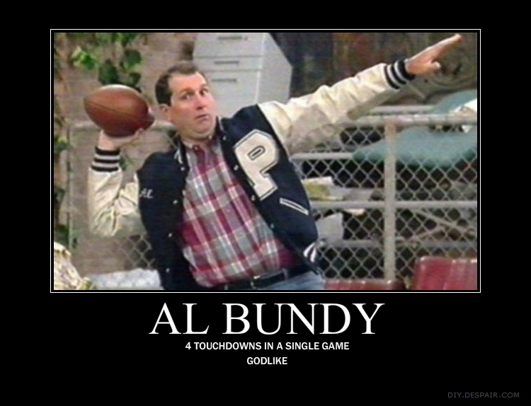 Al Bundy Football Quotes Quotesgram