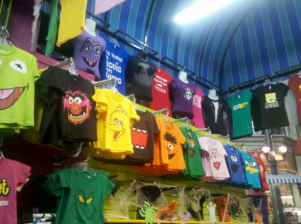 Funny clothing stores