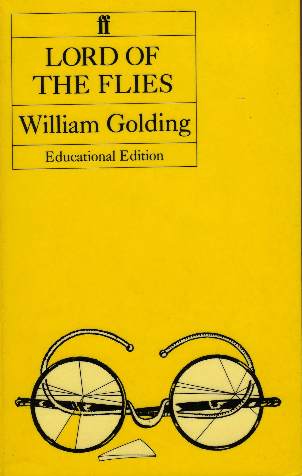 the importance of authoritative figure in society in the novel lord of the flies by william golding