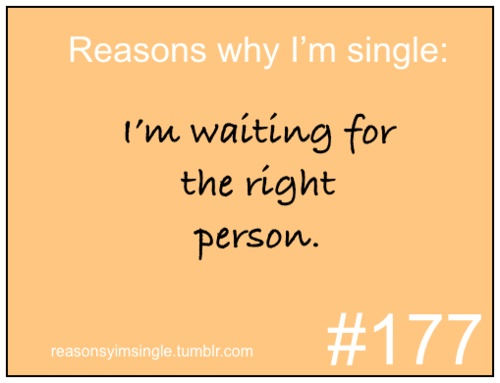Reasons Why Im Single Quotes. QuotesGram