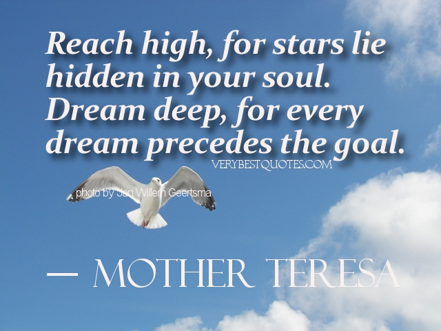 Quotes About Achieving Goals And Dreams. QuotesGram