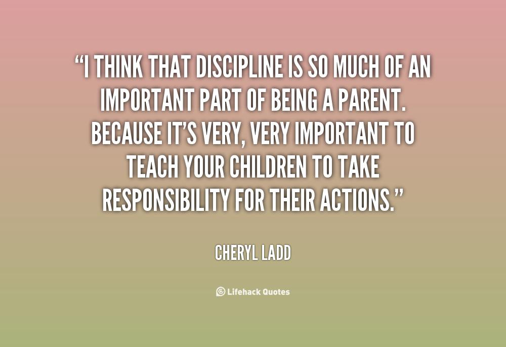 Quotes To Your Son: Discipline Parenting Quotes. QuotesGram
