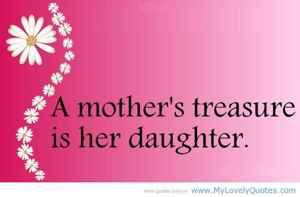 Inspirational Mother Quotes From Child: Chocolate Inspirational Quotes For Daughters. QuotesGram