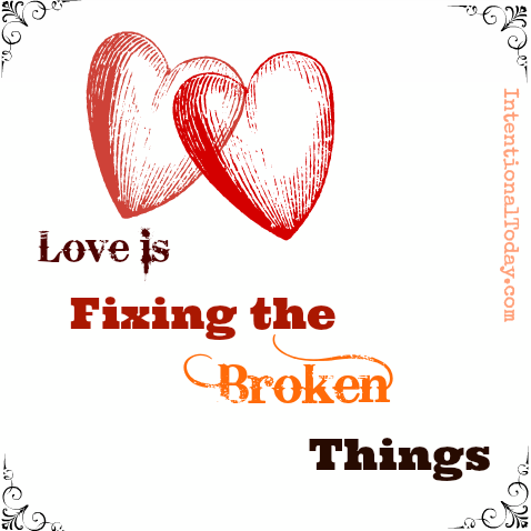 songs about fixing a broken relationship