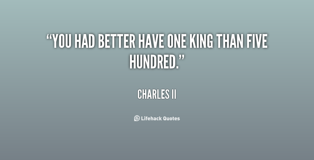 King Charles 1 Quotes Quotesgram