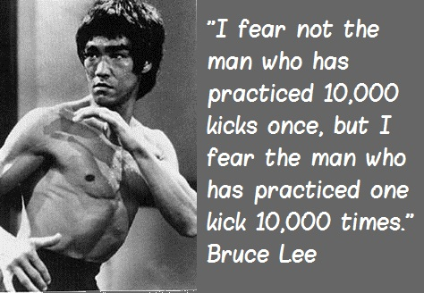 Funny Bruce Lee Quotes